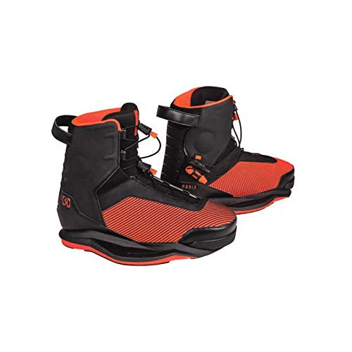 Ronix Wakeboard Bindings Parks Boot - Engineered Caffeinated/Black - 11-12 (2019)