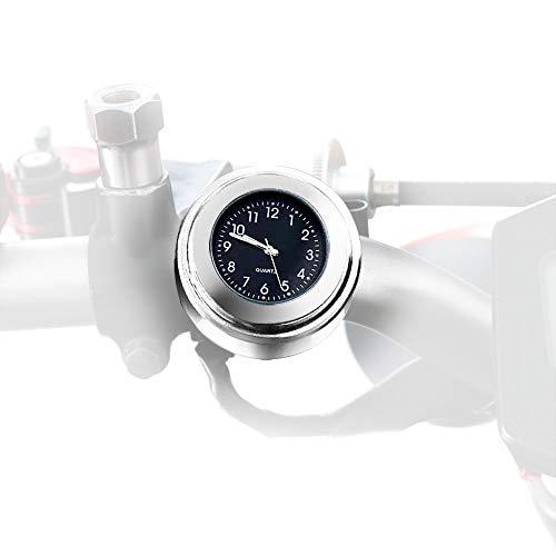 Reloj Manillar para Triumph Thunderbird Commander con Soporte Cromo