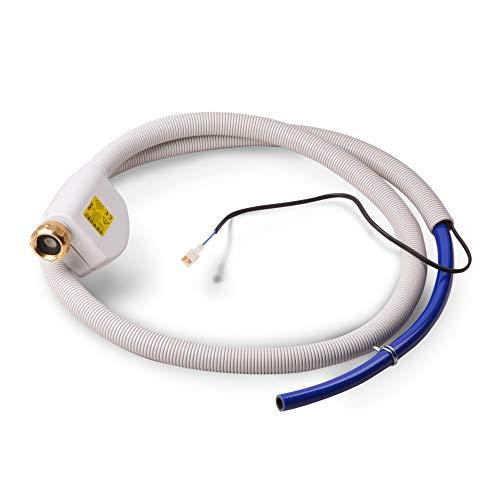 Aquastop Zulaufschlauch Sicherheitsschlauch 1,8m Ersatz für Miele 7638500 7638501 Aquastopschlauch Zuwasserschlauch für Waschmaschine Geschirrspüler
