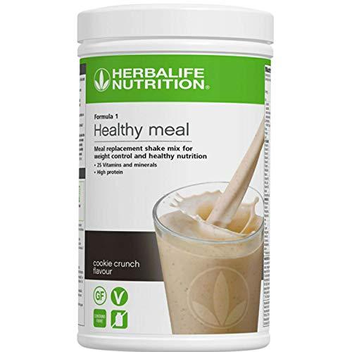 Herbalife Formula 1 Nutritional Shake (Nutritional Shake Mix Banana Cream 550 g)