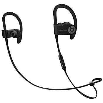 Beats by Dr Dre Powerbeats3 ML8V2LL/A Wireless Earphones With Mic - Black  Renewed