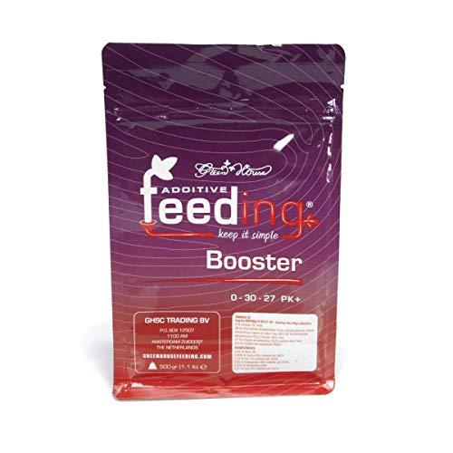 Powder Feeding Engrais Multi-Usage Booster 1 kg, Rouge, 15 x 18 x 7 cm, ghfadbxs