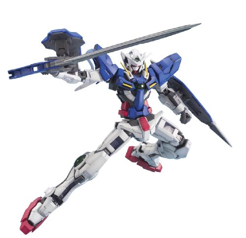 Bandai Hobby Ficgurine Gundam EXIA Bandai Master Grade Action