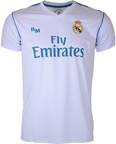 Real Madrid Replica hogar – Camiseta de fútbol para Hombre