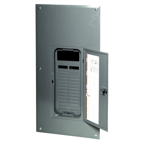 Square D by Schneider Electric QO Plug-On Neutral 150 Amp Main Breaker 30-Space 30-Circuit Indoor Load Center with Cover