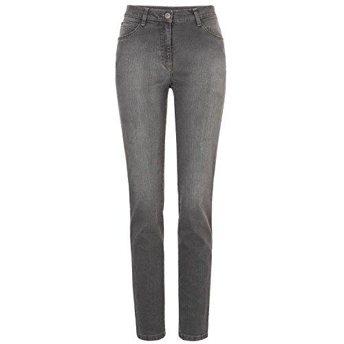 BRAX Mary Glamour Jeans, Grigio (Used Dark Grey), W27/L34 Donna