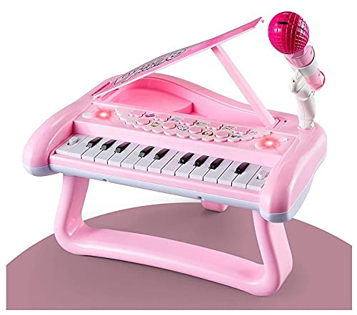 ZHUOYOU First Birthday Toddler Piano Toys for 1 Year Old Girls, Baby...