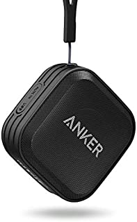 Anker SoundCore Sport Portable Bluetooth Speaker for Bluetooth Enabled Devices, Black