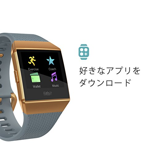 Fitbit『FitbitIonic』