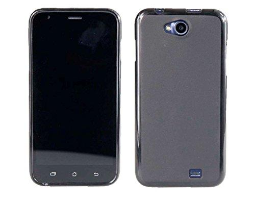 caseroxx TPU-Hülle für Archos 50C Platinum, Handy Hülle Tasche (TPU-Hülle in schwarz)
