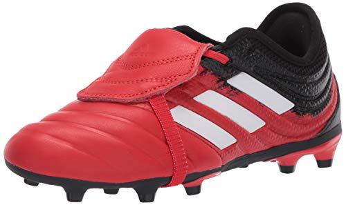 adidas Unisex-Adult Copa Gloro 20.2 Fg Football Shoe, Active red/FTWR White/core Black, 5.5 M US