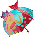 Stephen Joseph Kids Pop Up Umbrella, Pink Mermaid