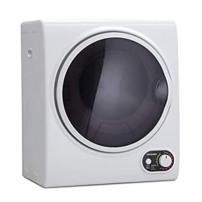 Montpellier MTD25 2.5kg Freestanding Or Wall Mounted Compact Tumble Dryer (White)