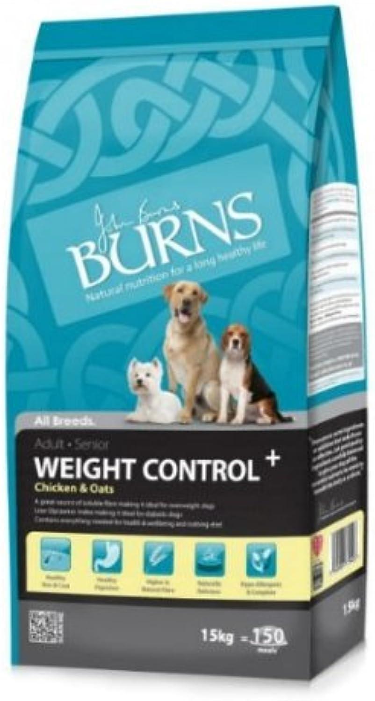 Burns Weight Control (High Oats) Dog Food 15kg