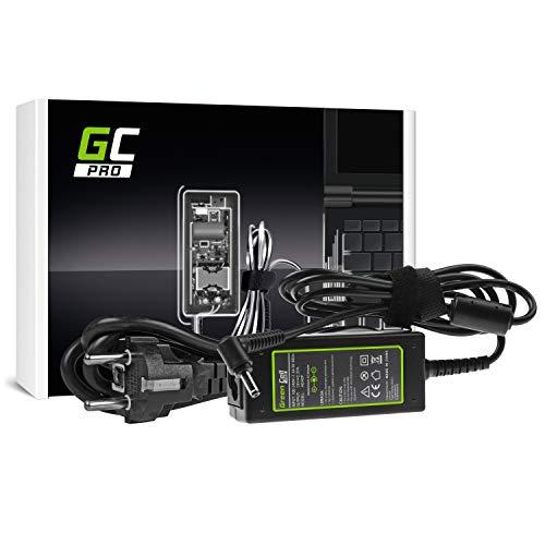 GC Pro Cargador para Portátil ASUS R540 X200C X200M X201E X202E Vivobook F201E S200E ZenBook UX31A UX32V Ordenador Adaptador de Corriente (19V 2.37A 45W)