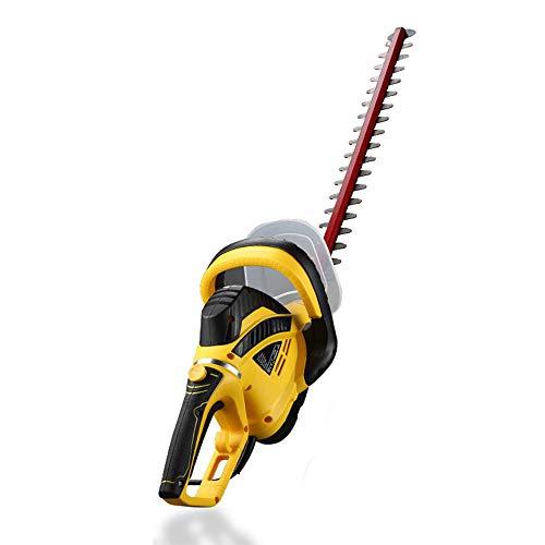 Scissors Cortadora de setos Tijeras de podar eléctricas para el hogar cortadora de arbustos de jardín Tijeras de podar de árboles Verdes Cortasetos inalámbrico