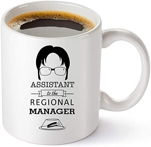 Assistant To The Regional Manager Coffee Mug The Office Gifts Funny Dwight Schrute The Office product image