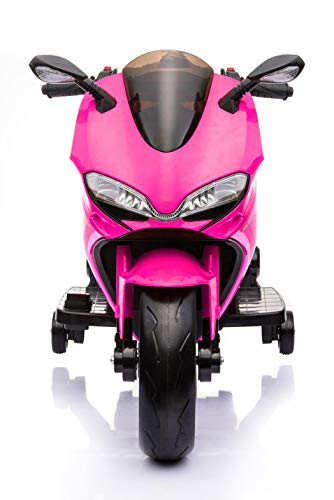pink motorcycle for girls
