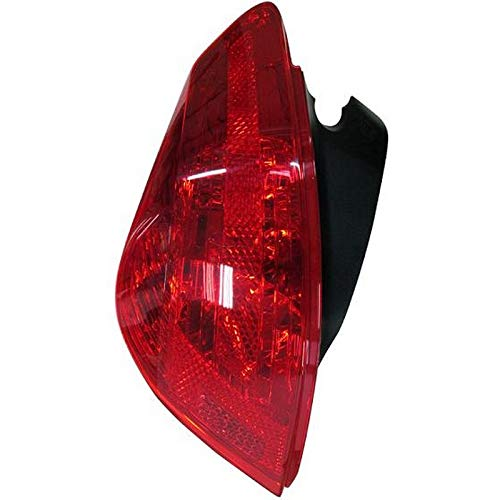 7445611155122 DERB koplampen, achterlicht, rechts [passagierszijde]