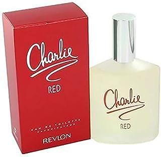Charlie Red by Revlon for Women - Eau de Toilette, 100ml