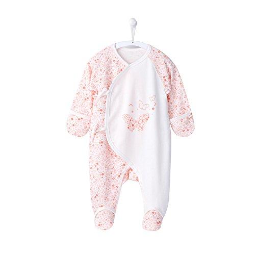COBROO - Pijama bebé 0 6 Meses Manoplas