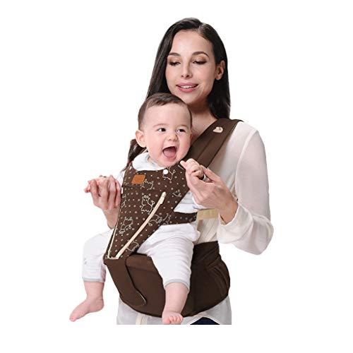 Bandoulière Taille bébé Banc d'absorption de Chocs détachable Multifonction Convient Quatre Saisons universelles ( Color : B )