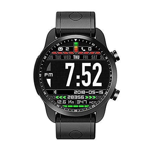 Smart Watch 1.3'Soporte de Pantalla táctil 4G Wi-Fi GPS Android 6.0 RAM 1G ROM 16G Smartwatch con podómetro Reproductor de música Adecuado para Hombres y Mujeres