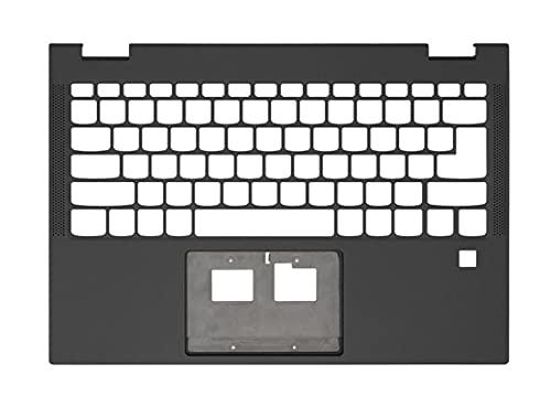 HuiHan Funda de repuesto para Lenovo IBM Yoga C630-13Q50 portátil Palmrest superior funda gris 5CB0S15927 (C)