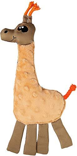 WO Wild Giraffe Made in The USA Soft Plush Dog &...