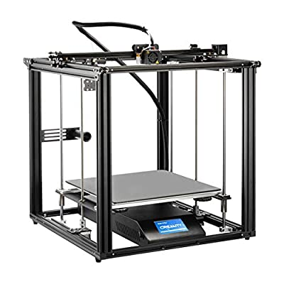 Creality Ender 5 Plus 3D Printer with BL Touch, Glass Plate and Touch Color Screen, Large Build Volume 350X350X400mm