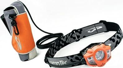 مصباح أمامي Apex Extreme LED من Princeton Tec (80 لومن، برتقالي)