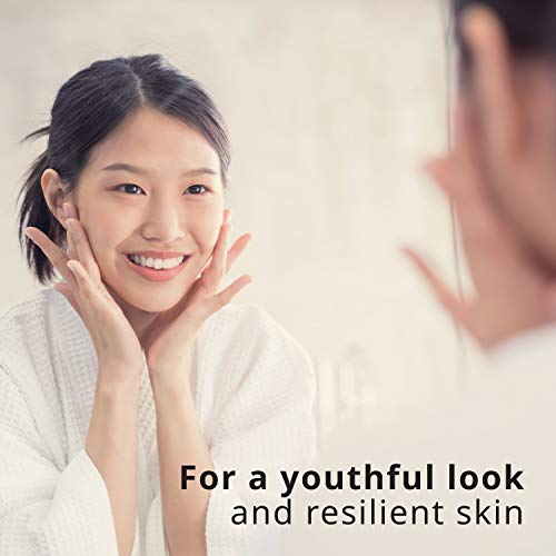 41XGNK79H1L - Aesthetic Hydration Cosmetics AHC Face Moisturizer Essential Eye Cream for Face Anti-Aging Hydrating Korean Skincare 1.01 oz