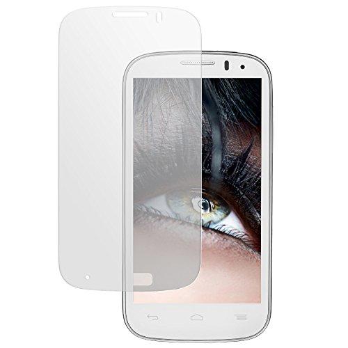 mtb more energy® Protector de Pantalla de Vidrio Templado para Alcatel One Touch Pop C3 (4033D, 4.0'') - 9H - 2.5D - Cristal Tempered Glass