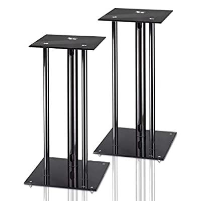 "Hama 49813 Speaker Stand ""Next"" Black from Hama"