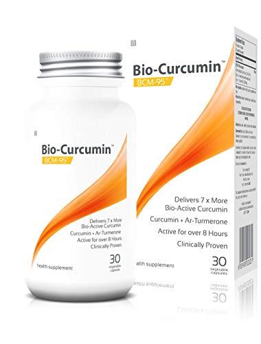 Coyne Healthcare Bio-Curcumin Advanced Supplement with Curcugreen 30 Vegetable Capsules