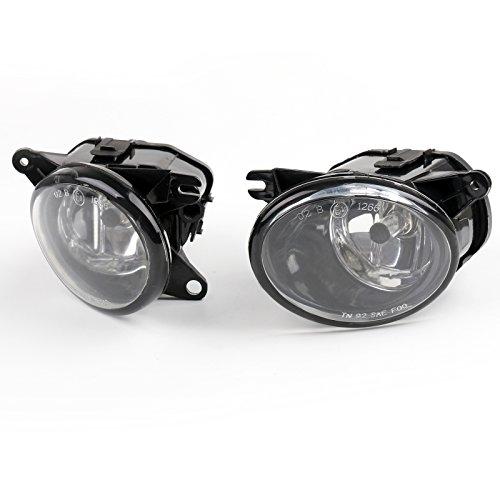 Areyourshop Nebelscheinwerfer, für 02–05 Au-di A6 C5 Quattro, klar, + H11 Leuchtmittel