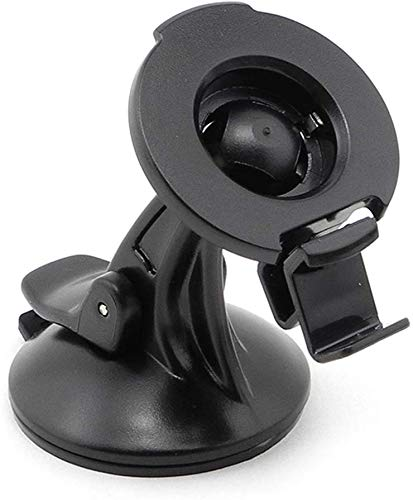 "iSaddle CH-150-159 4.3"" & 5"" Garmin Nuvi 52 GPS Suction Cup Mount GPS Rigid Low Profile GelBase GripLock Dashboard Windshield Suction Car Holder Mount - Best Replacement for 010-11983-00"