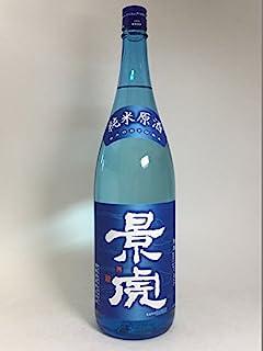 【限定品】 越乃景虎 純米原酒 1.8L