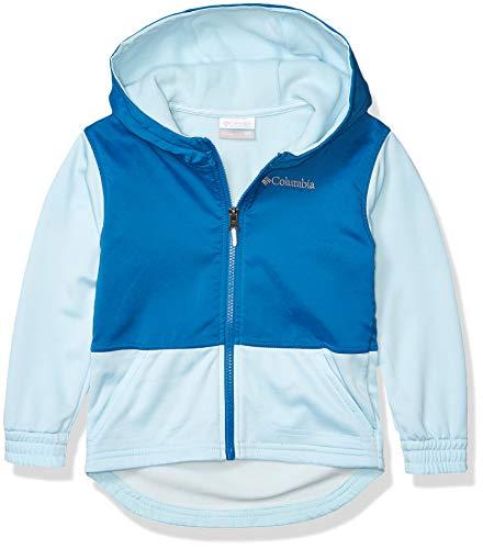 Columbia Sudadera híbrida con capucha para niña S'More Adventure - azul - X-Small