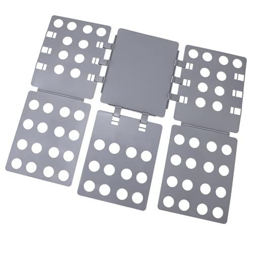 Akraat fun Tabla para doblar la ropa (5ª generación), color gris
