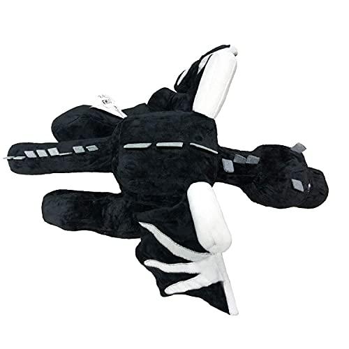 """Ender Dragon Plush Toy 20"""" (Black)"""