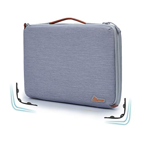 SIMTOP Laptoptasche MacBook Pro 13 Zoll Kompatibel mit 2019/2018 MacBook Air 13 Zoll A2179 A1932, 2016-2018 MacBook Pro 13 Zoll A2159 A1989 A1706 A1708 A2251 A2289 Dell XPS 13'' Asus Chromebook Flip
