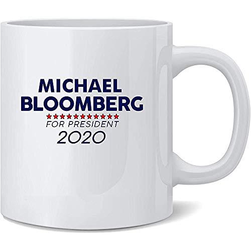 Michael Bloomberg für Präsident 2020 Wahl Abstimmung Kaffeetasse Kaffeetassen Teetasse