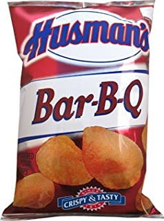 Husman's BBQ Potato Chips (42 - 1oz Bags)