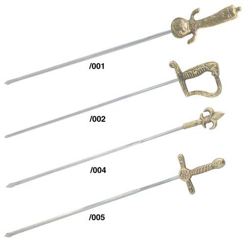 Contacto 1166/005 Grillspieß mit Schwertgriff