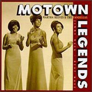 Motown Legends: Martha Reeves & the Vandellas by Martha & the Vandellas, Martha Reeves & the Vandellas, Martha Reeves (1993-11-29)