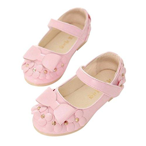 GongzhuMM Sandales B/éb/é Fille 21-30 Chaussures de Princesse Fille /Ét/é Chaussures Sneakers Enfant Fille Bout Ferm/é Soiree Ceremonie pour 3-6 Ans Fille