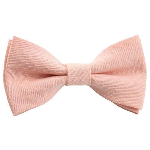 DB Dickie Bow - Pajarita - para niño Rosa Blush Pink/Peach Talla única