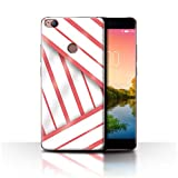 Stuff4 Phone Case for ZTE Nubia Z11 Seaside Fashion Coral