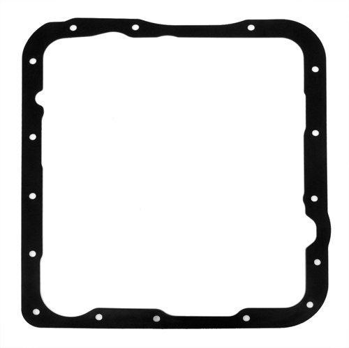 Compatible/Replacement for CHEVY/GM 700R4-4L60E-4L65E RUBBER TRANSMISSION PAN GASKET